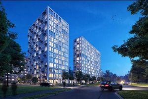 Продается 2-комнатная квартира 43.3 кв. м в Днепре