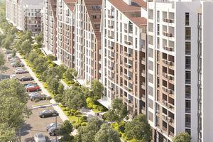 Продается 3-комнатная квартира 76.8 кв. м в Ирпене