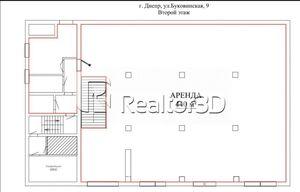 Здається в оренду приміщення вільного призначення 440 кв. м в 2-поверховій будівлі