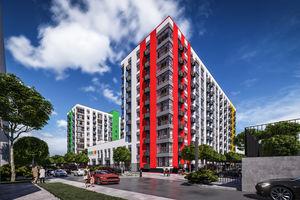 Продається 2-кімнатна квартира 48.67 кв. м у Дніпрі