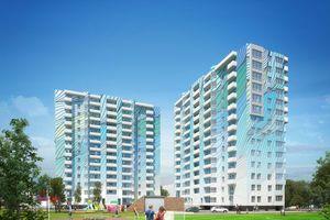 Продается 1-комнатная квартира 46.73 кв. м в Харькове