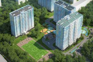 Продается 2-комнатная квартира 54.11 кв. м в Харькове