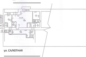 Продається офіс 79 кв. м в нежитловому приміщені в житловому будинку