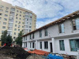 Продается дом на 2 этажа 90 кв. м с садом