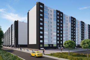 Продається 2-кімнатна квартира 56.04 кв. м у Черкасах