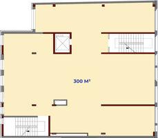 Продается офис 300 кв. м в бизнес-центре