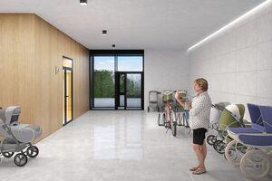 Продается офис 100.5 кв. м в нежилом помещении в жилом доме