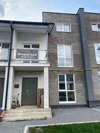 Продается дом на 3 этажа 128 кв. м с балконом