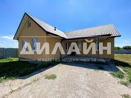 Продается одноэтажный дом 120 кв. м с балконом