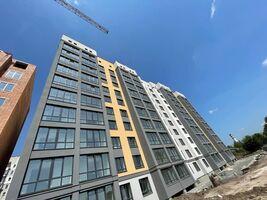Продается 1-комнатная квартира 43.4 кв. м в Хмельницком