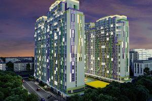 Продається 1-кімнатна квартира 37.13 кв. м у Києві