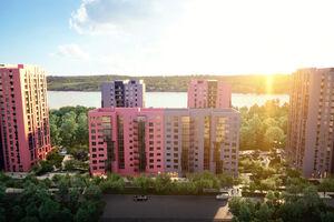 Продается 2-комнатная квартира 83.6 кв. м в Запорожье