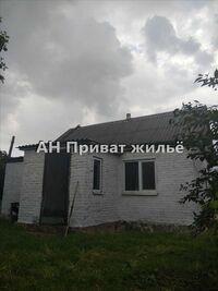 Продается одноэтажный дом 45 кв. м с беседкой