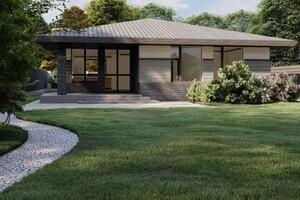 Продается одноэтажный дом 118 кв. м с подвалом