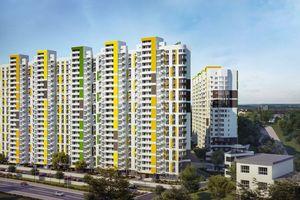 Продается 2-комнатная квартира 59.76 кв. м в Киеве