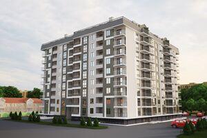 Продается 2-комнатная квартира 73.8 кв. м в Ивано-Франковске