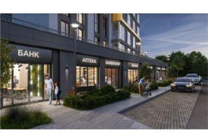 Продается 1-комнатная квартира 21.74 кв. м в Одессе