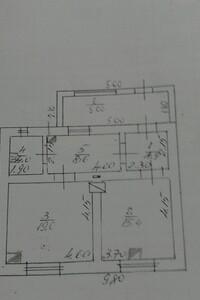 Продається одноповерховий будинок 55 кв. м з верандою