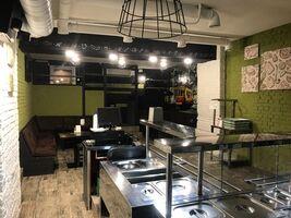 Здається в оренду кафе, бар, ресторан 220 кв. м в 4-поверховій будівлі