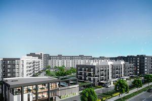 Продается 1-комнатная квартира 44.55 кв. м в Черкассах
