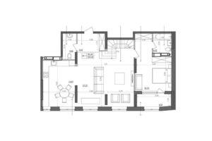 Продается 5-комнатная квартира 166.8 кв. м в Киеве