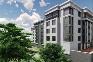 Продается 1-комнатная квартира 57.9 кв. м в Херсоне