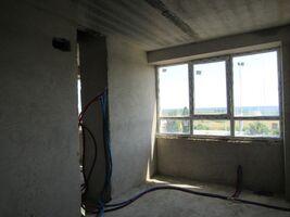 Продается 1-комнатная квартира 33.9 кв. м в Ирпене