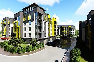 Продається 3-кімнатна квартира 88.58 кв. м у Тернополі