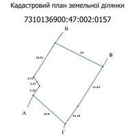 Продається земельна ділянка 6.6 соток у Чернівецькій області