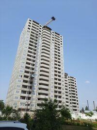 Продается 1-комнатная квартира 37 кв. м в Киеве