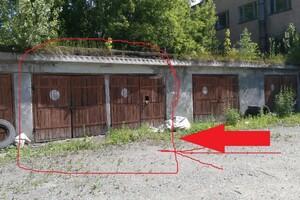 Сдается в аренду отдельно стоящий гараж под легковое авто на 55 кв. м