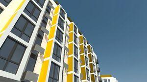 Продается 1-комнатная квартира 26.45 кв. м в Одессе