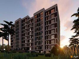 Продається 2-кімнатна квартира 71 кв. м у Тернополі