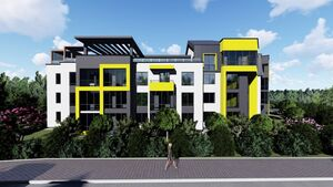 Продається 2-кімнатна квартира 64.08 кв. м у Тернополі