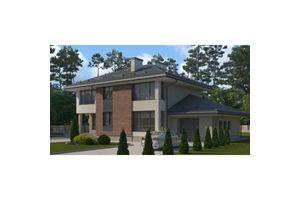 Продается дом на 2 этажа 231.25 кв. м с мебелью