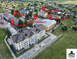 Продается 2-комнатная квартира 71 кв. м в Луцке