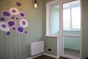 Продается 1-комнатная квартира 39 кв. м в Харькове