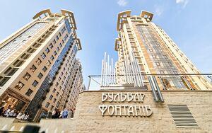 Продается 1-комнатная квартира 70 кв. м в Киеве