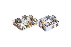 Продається 4-кімнатна квартира 137.19 кв. м у Ірпені