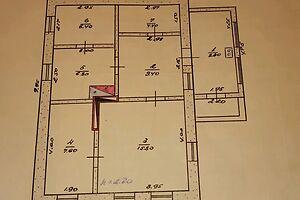 Продается одноэтажный дом 57.8 кв. м с камином