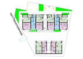 Продається 1-кімнатна квартира 13.4 кв. м у Одесі