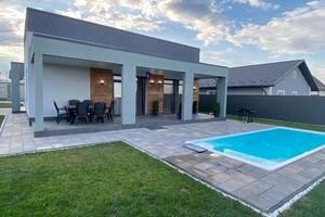 Продается одноэтажный дом 170 кв. м с камином