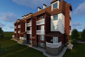 Продается 3-комнатная квартира 82 кв. м в Житомире