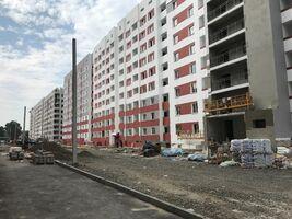 Продается 1-комнатная квартира 43.28 кв. м в Харькове
