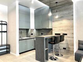 Сдается в аренду 1-комнатная квартира 39.5 кв. м в Киеве