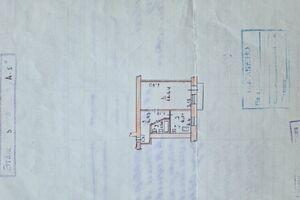 Продается 1-комнатная квартира 34 кв. м в Запорожье