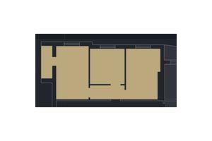 Продается офис 51 кв. м в нежилом помещении в жилом доме