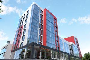 Продается 1-комнатная квартира 43.8 кв. м в Черновцах
