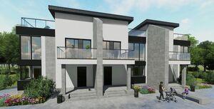 Продается дом на 4 этажа 252 кв. м с баней/сауной