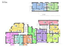 Продается 2-комнатная квартира 62.8 кв. м в Тернополе